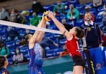 Красноярские волейболистки проиграли серию плей-офф и завершили сезон