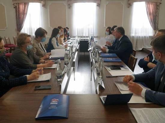 Стали известны имена первых участников предварительного голосования в Алтайском крае