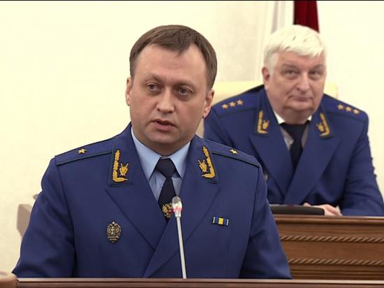 Глава прокуратуры Алтайского края Александр Руднев подал в отставку