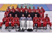«Саяны» взяли бронзу всероссийских соревнований по хоккею с мячом