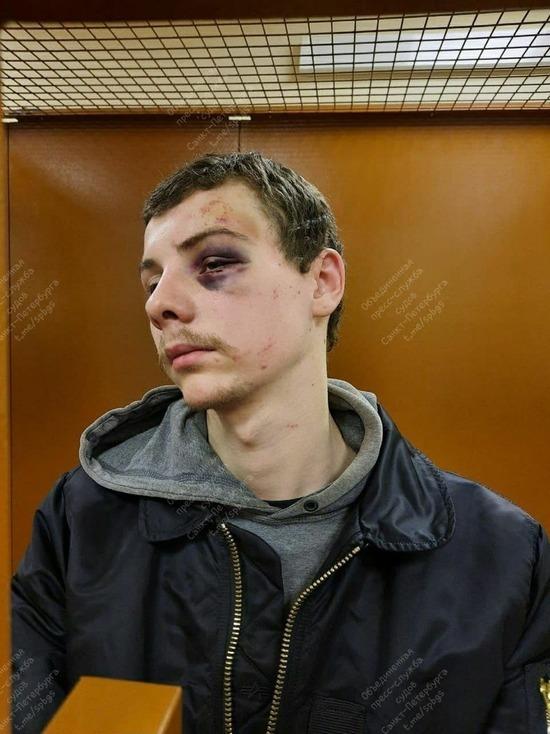 Суд арестовал подозреваемого в убийстве подростка в Колпино