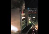 Двух человек спасли при пожаре квартиры в Краснокаменске