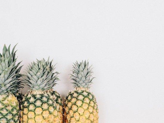 Урожай ананасов собрали на Валааме в монастырских теплицах