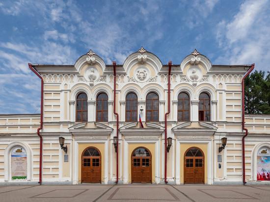 На создание проекта реконструкции Театра на Соборной в Рязани выделили 6,4 млн