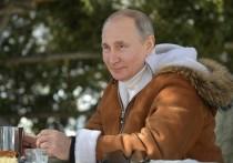 По слова пресс-секретаря президента, Владимир Путин и Сергей Шойгу на выходных посетили родину министра обороны – Тыву