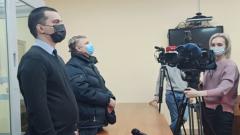Суд отказался удовлетворить жалобу Навального на силовиков: видео заседания