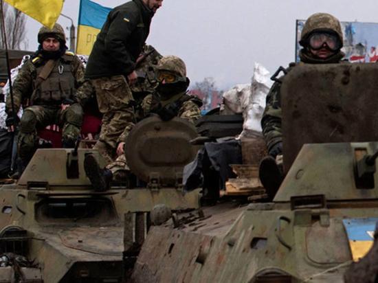 По мнению аналитиков, украинская армия пойдет в наступление не раньше лета