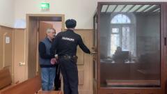 Появилось видео прибытия губернатора Белозерцева в суд