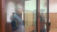 Губернатор Белозерцев слушал решение суда об аресте спокойно: видео