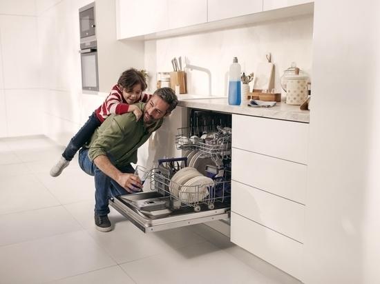 Революция на кухне: инновационная посудомоечная машина с технологией Autodose