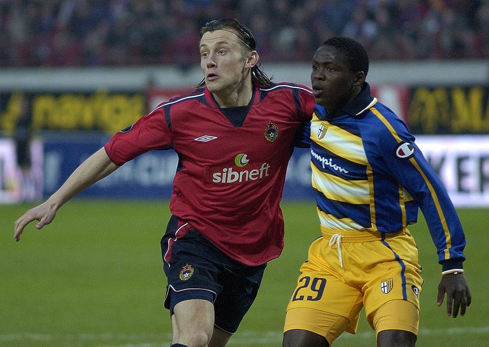 Олич готовится возглавить ЦСКА: он и другие герои финала Кубка УЕФА-2005