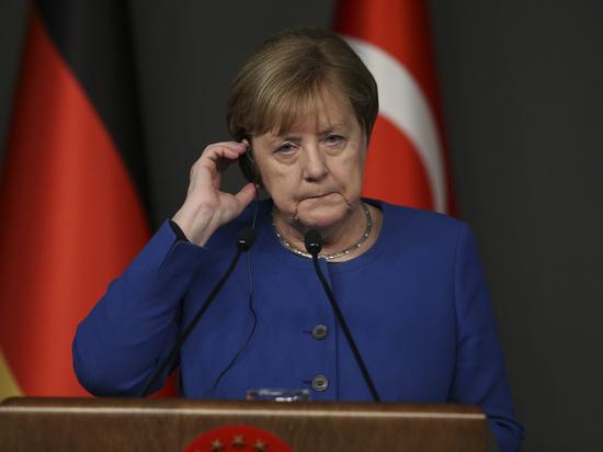 Две трети опрошенных немцев недовольны работой правительства по борьбе с COVID-19