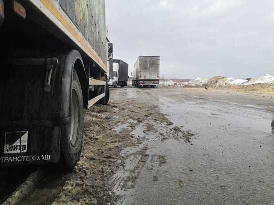 С 1 апреля начнут действовать ограничения на проезд большегрузов по нижегородским дорогам