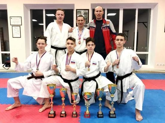 Сборная Чувашии по Сетокан вернулась с медалями чемпионата и первенства России