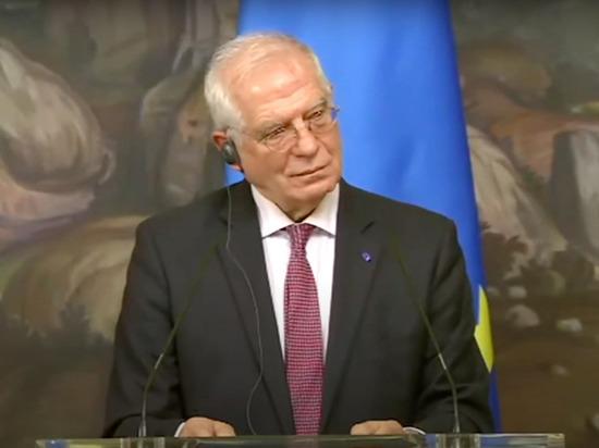В Евросоюзе заявили о взятом Россией курсе на конфронтацию