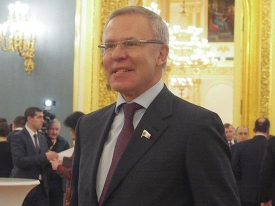 Вячеслав Фетисов предложил российским олимпийцам выходить под гимн СССР