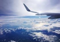 Самолет из Новосибирска вернулся в аэропорт вылета из-за заболевшей пассажирки