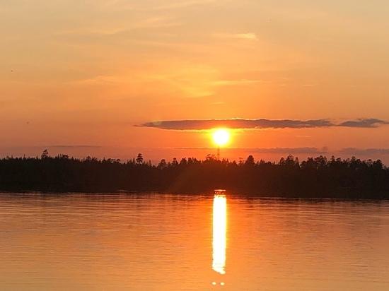 Завершается разработка проекта по восстановлению озера Ханто в Ноябрьске