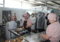 В Хакасии открылось новое хлебобулочное производство