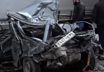 Дагестанские спортсмены пострадали в ДТП в Ингушетии
