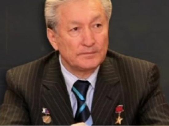 Герой Советского Союза  стал Героем Калмыкии