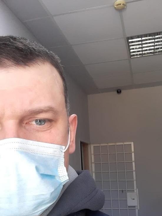Активисты из белорусского землячества задержаны полицией в Петербурге