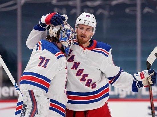 «МК-Спорт» рассказывает о главных событиях НХЛ с участием россиян.