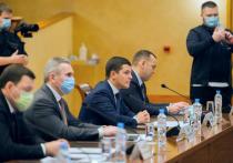 В совещании по нацбезопасности в УрФО участие принял глава Ямала