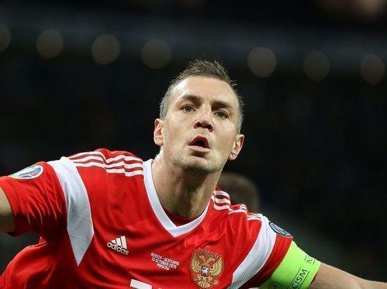 Дзюба оценил соперников по группе квалификационного турнира ЧМ-2022