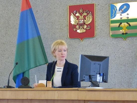 Отчет петрозаводского мэра Ирины Мирошник услышат только избранные