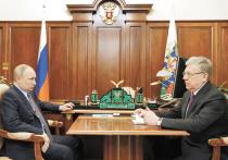 Путину опять нажаловались на Рогозина