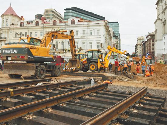 Горожане борются за сохранение трамвая в столице