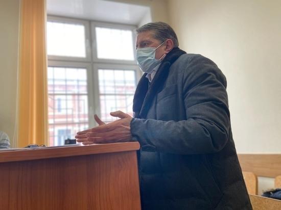 """""""Я задачу не ставил"""": Авилов и Мурзин ответили на вопросы суда о мене стадиона"""