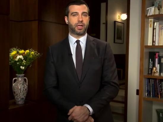 """Телеведущий провел шоу """"Вечерний Ургант"""" из самоизоляции"""