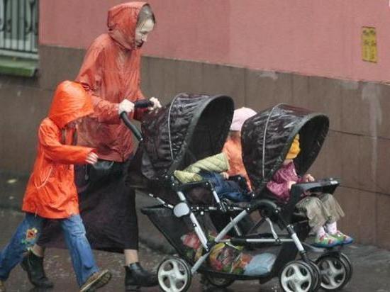 В Хакасии многодетные мамы начали досрочно выходить на пенсию