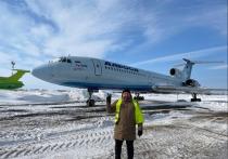 Омский владелец аэропорта имени Летова купил последний в России летавший Ту-154