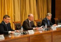 Александр Моор принял участие в совещании под председательством Николая Патрушева