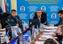 На Ямале обсудили готовность региона к сезону паводков и лесных пожаров