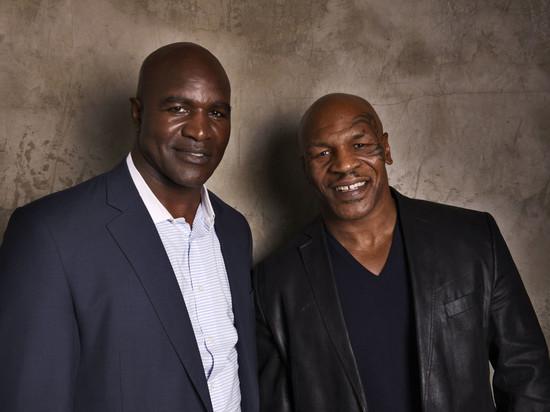 Два легендарных боксера вновь встретятся в ринге 29 мая