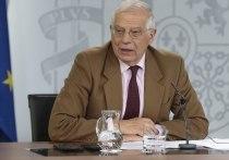 Главного дипломата ЕС Борреля предупредили об угрозе санкций США
