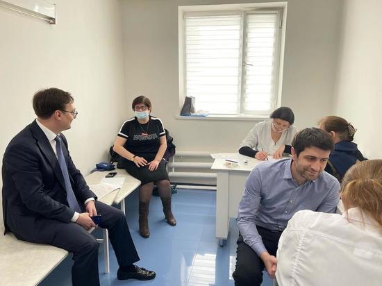 Коллектив Минцифры Дагестана прошел вакцинацию