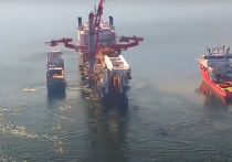 США предупредили ФРГ о санкциях из-за «Северного потока-2»