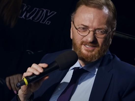 Милонов поспорил на депутатскую зарплату, что Манижа не войдет в тройку