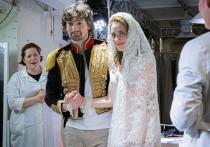 В пространстве Белой комнаты Российского молодежного театра появился спектакль «Барышня-крестьянка