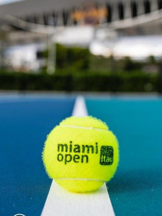 Miami Open обеднел деньгами и звездами: призовые урезали, Джокович, Надаль и Серена снялись