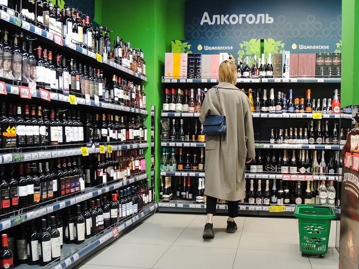 На рынке алкоголя ждут резкого подорожания спиртного