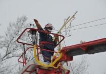 «Россети Кубань» восстановили нарушенное снегопадом энергоснабжение в Адыгее по основной сети 6-10 кВ