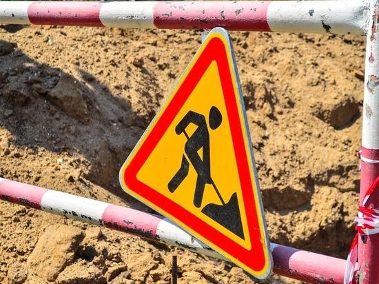 Владимирские дорожники продолжают текущий ремонт дорог