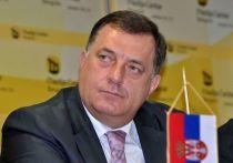 Додик: после натовских бомбежек с ураном больницы Сербии полны больных
