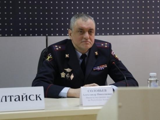 В Республике Алтай представили нового главу местной полиции
